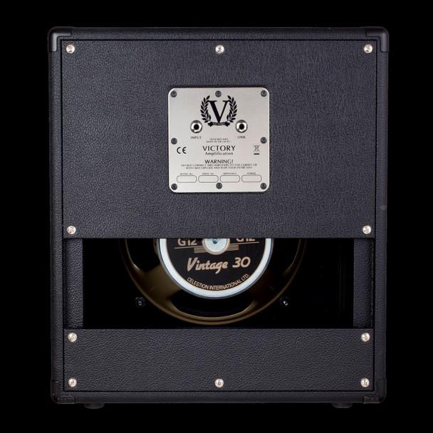 Victory V112V 1x12 Cabinet with Celestion Vintage 30