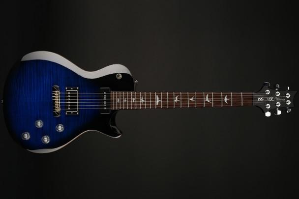 PRS SE Chris Robertson Signature Guitar in Kentucky Blueburst with Gigbag