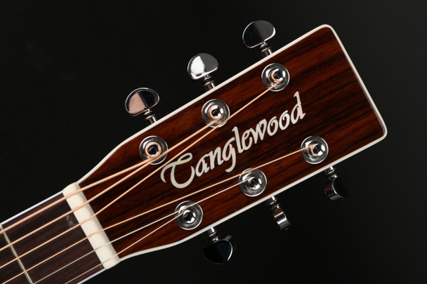 Tanglewood Sundance Performance Pro X70-TE All Solid Orchestra/Folk Electro Acoustic in Vintage Burst Gloss