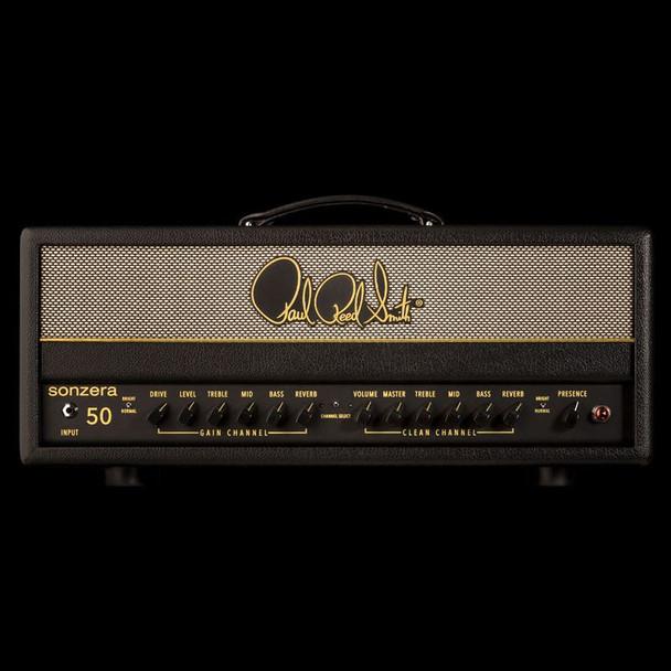 PRS Sonzera 50 Guitar Head Amplifier
