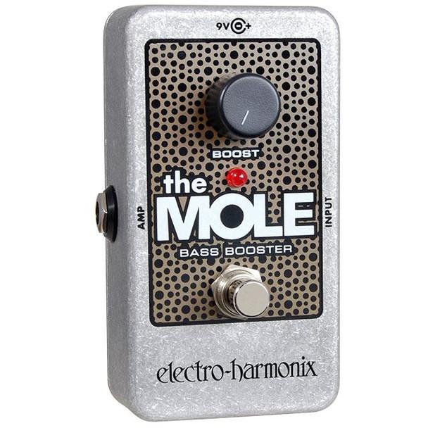 Electro Harmonix Mole Bass Booster Pedal