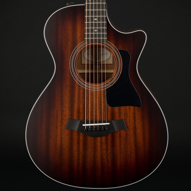 Taylor 322ce 12-Fret Grand Concert Cutaway, ES2 in Shaded Edge Burst with Case #1111137091
