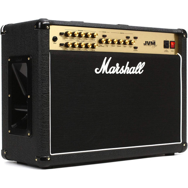 Marshall JVM 205C 50W Valve Combo with Cover - Pre-Owned