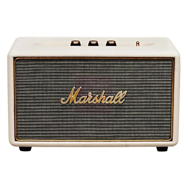 Marshall Acton Bluetooth Wireless Speaker in Cream