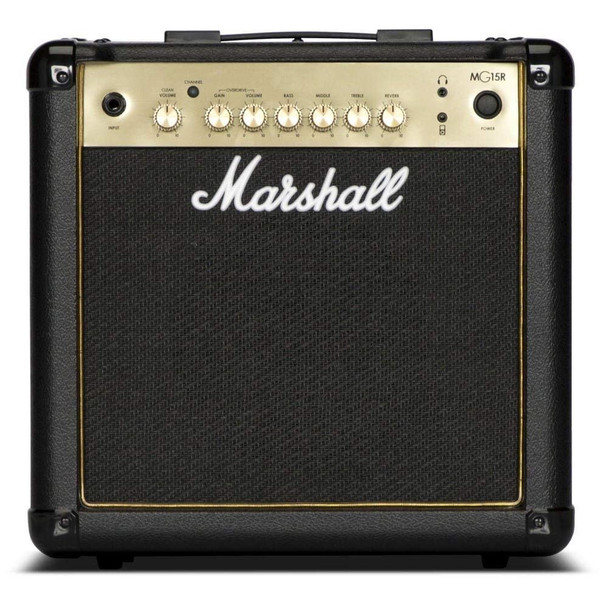Marshall MG15R 15W Combo with Spring Reverb