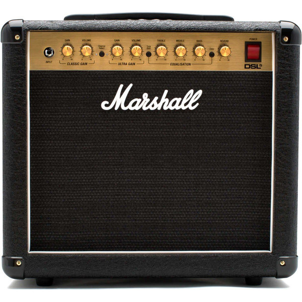 Marshall DSL5CR 5W 1x10 Valve Combo with Reverb