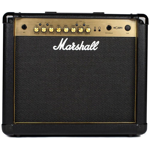 Marshall MG30FX 30W Combo with Reverb & Digital Effects