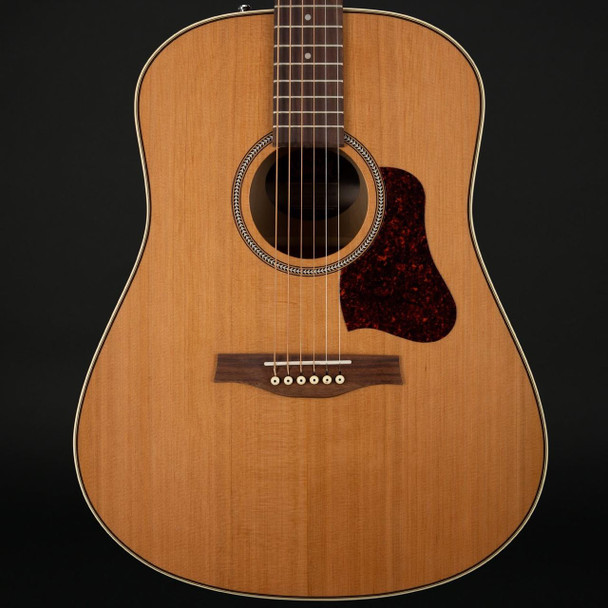 Seagull Coastline Momentum HG Electro Acoustic in Natural