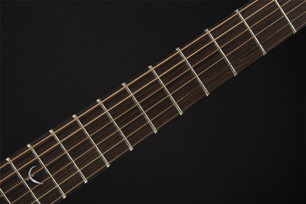 Faith Blood Moon Jupiter Jumbo Cutaway Electro Acoustic with Hard Case