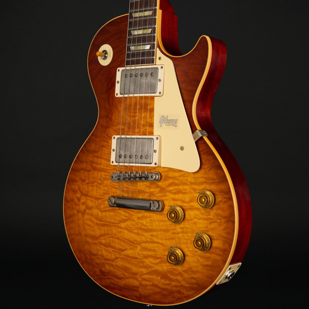 Gibson Custom Shop 60th Anniversary 1959 Les Paul Standard VOS in Slow Iced Tea Fade #99249