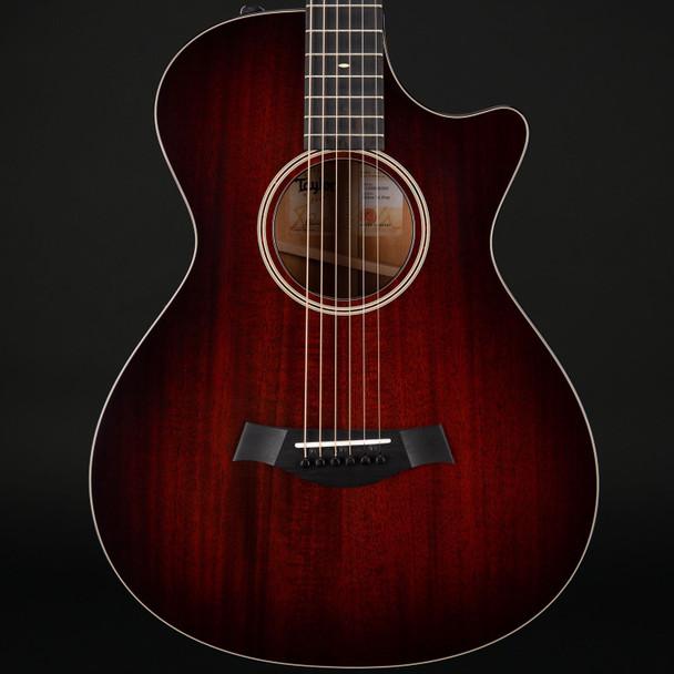 Taylor 522ce 12-Fret Grand Concert V-Class, ES2 with Case #1103229063