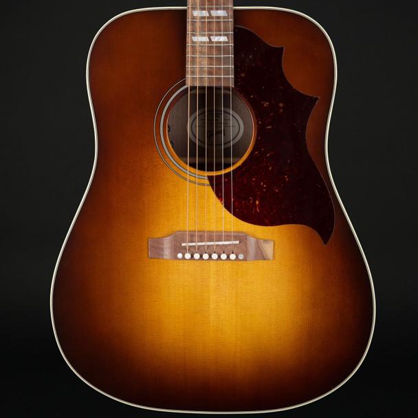 Gibson Hummingbird Studio in Walnut Burst #11149064