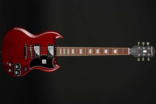 Epiphone SG G-400 Pro in Cherry