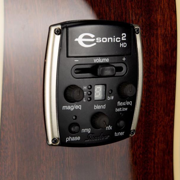 Epiphone Masterbilt DR500MCE Electro Acoustic in Vintage Sunburst