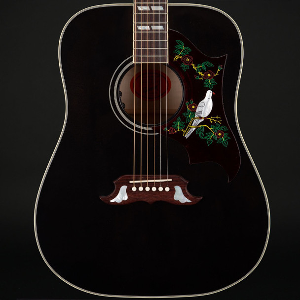 Gibson Dove Limited Edition in Translucent Ebony #12356030