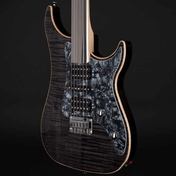 Vigier Excalibur Surfreter Special HSH in Black Diamond with Case #190007