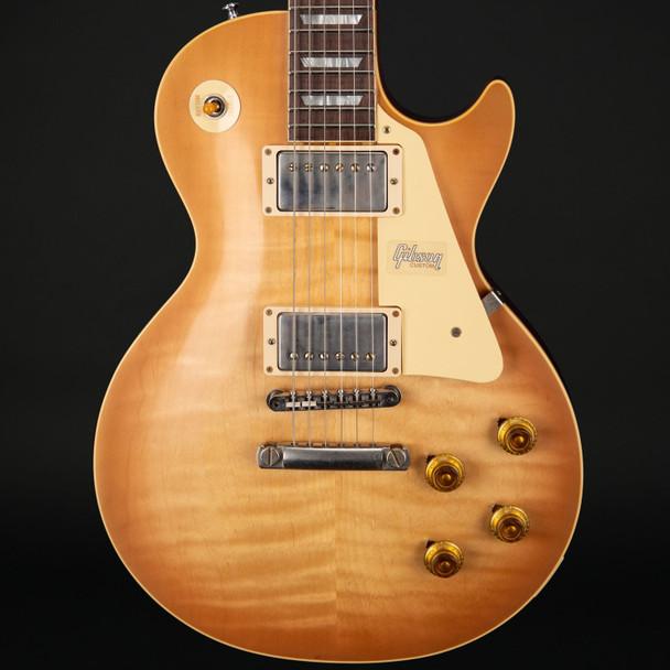 Gibson Custom Shop '59 Les Paul Standard VOS in Copper Burst #971184