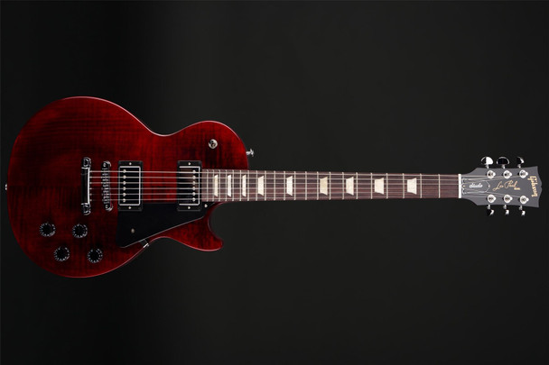 Gibson Les Paul Studio in Wine Red #107990064