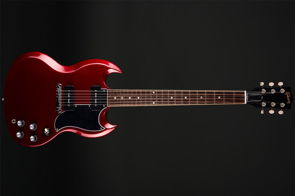 Gibson SG Special in Vintage Sparkling Burgundy #115190336