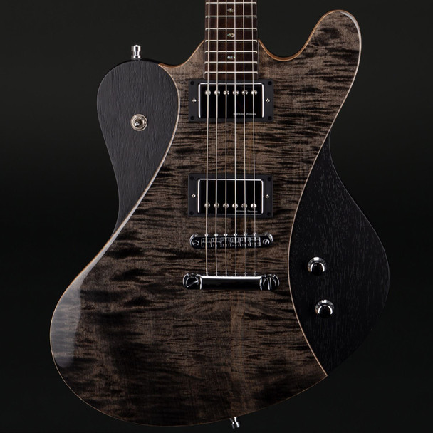 Framus Pro Series Idolmaker Guitar in Nirvana Black Transparent