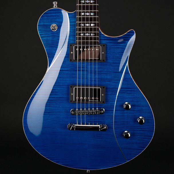 Framus Pro Series Panthera II Supreme in Ocean Blue Transparent