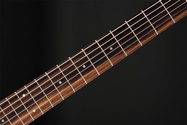 Taylor BTe-Koa All Koa Baby Taylor Electro Acoustic Travel Guitar with Gigbag #2106149256