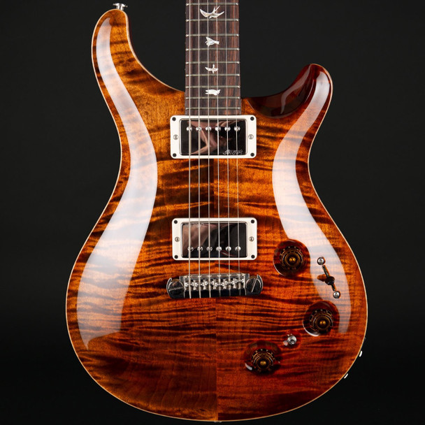 PRS P22 in Orange Tiger with Pattern Regular Neck #229762 - Pre-Owned
