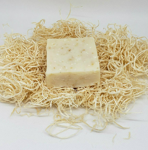 Seaweed and Herb Handmade Soap