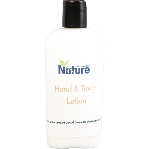 Body lotion for dry skin.