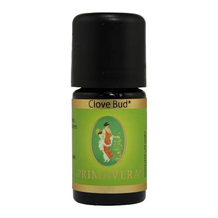 Primavera Clove Bud Organic Essential Oil 5ml