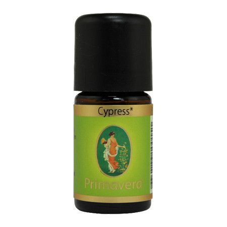 Primavera organic cypress essential oil 5ml