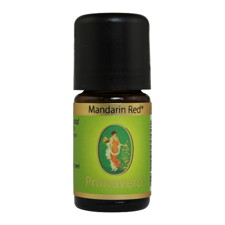 Mandarin Red Demeter, 5ml