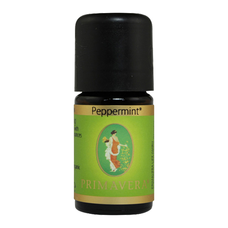 Peppermint Organic, 5ml