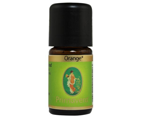 Orange Organic, 5ml