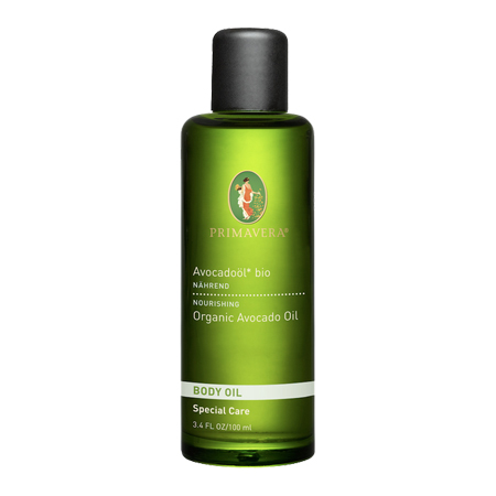 Organic Avocado Carrier Oil