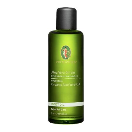 Aloe Vera in Canola Carrier Oil (Organic)
