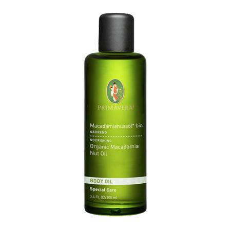 Organic Macadamia Nut Carrier Oil