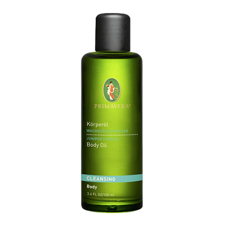 Cleansing Body Oil - Mint Cypress