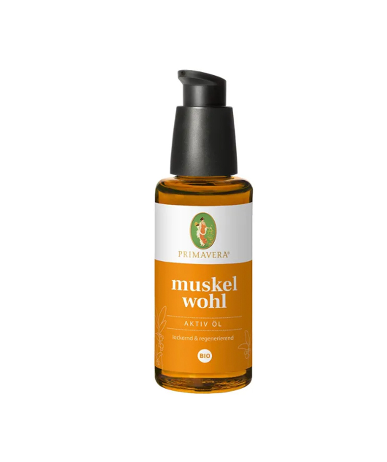 Muscle Well Active oil