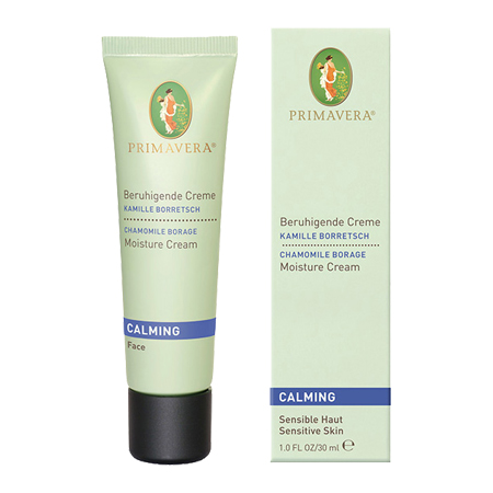 Calming Moisture Cream - Chamomile Borage