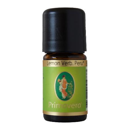 Organic Lemon Verbena peru 100% 5 ml