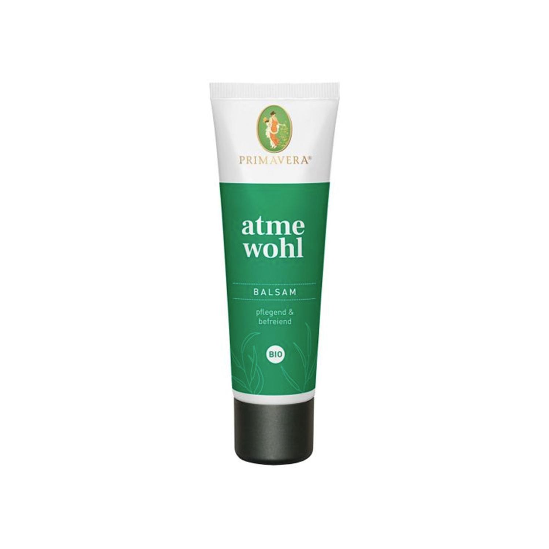 Eucalyptus Cold Comfort Balm (Organic)