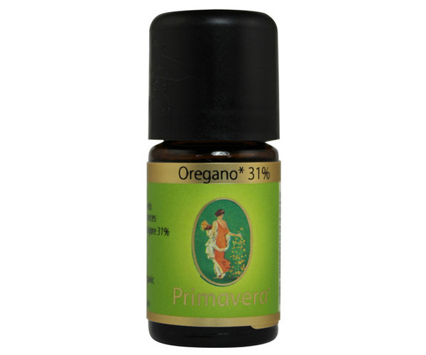 Organic Oregano 31%, 5ml