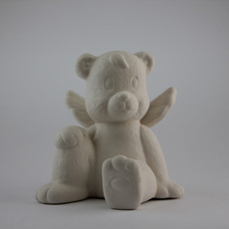 Little Lucky Bear Stone Diffuser