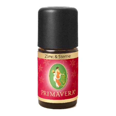 Cinnamon and Stars Holiday Essential Oil Blend - 5 ml