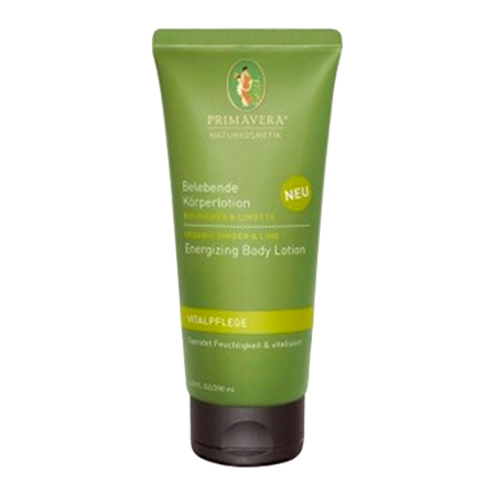 Energizing Body Lotion - Ginger Lime