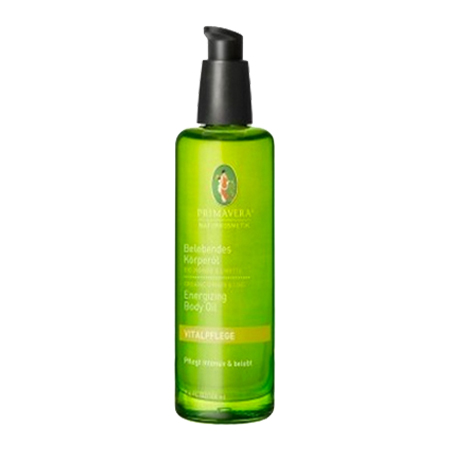 Energizing Body Oil - Ginger Lime