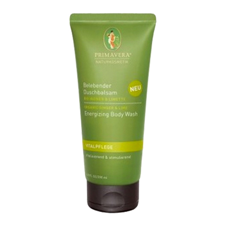 Energizing Body Wash - Ginger Lime