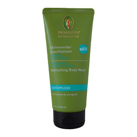 Refreshing Mint Cypress  Body Wash by Primavera 200ml