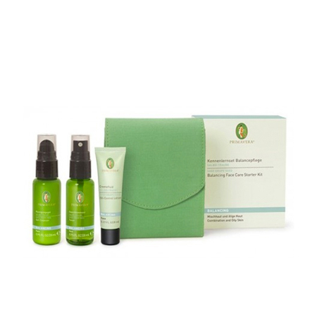 Balancing Travel/ Sample Kit Sage Grapeseed Primavera